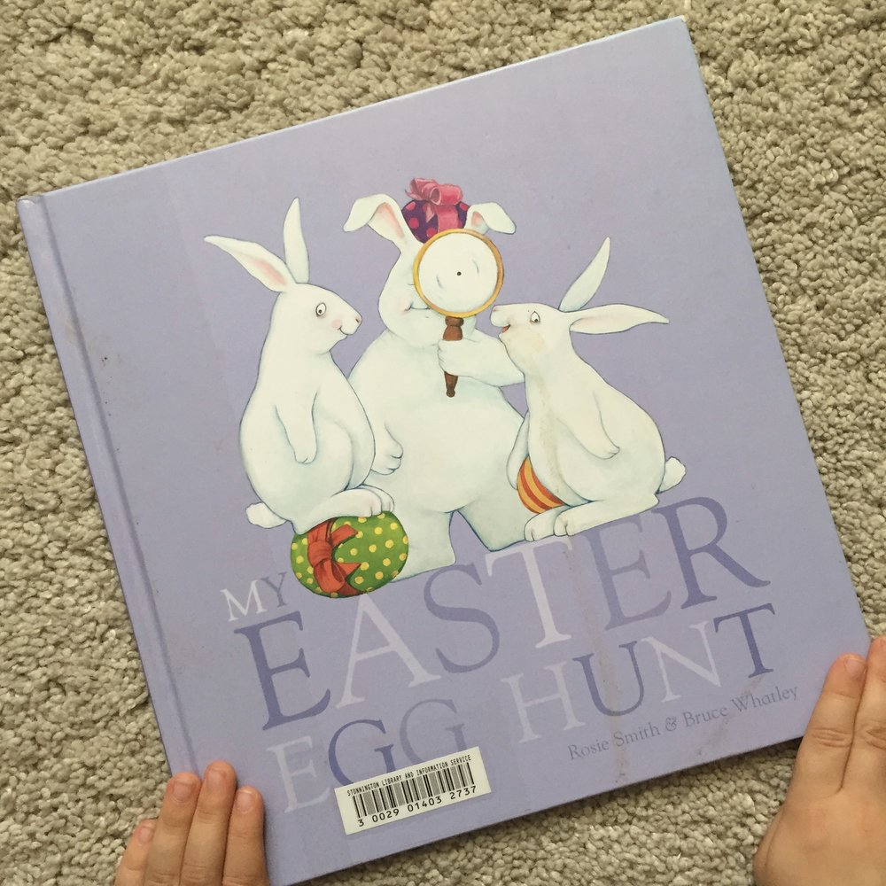 Review - My Easter Egg Hunt
