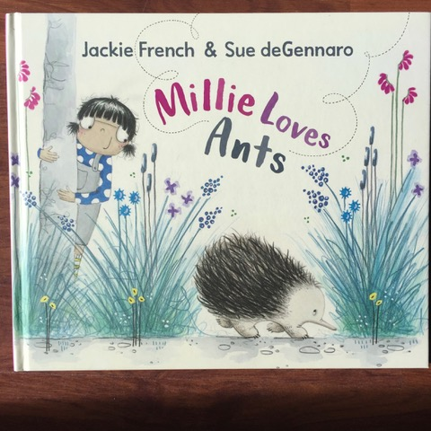 Review  - Millie Loves Ants