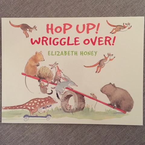 Review - Hop Up! Wriggle Over!