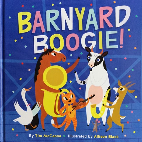 Review - Barnyard Boogie!