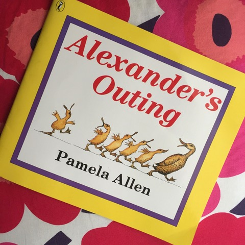 Review - Alexander's Outing
