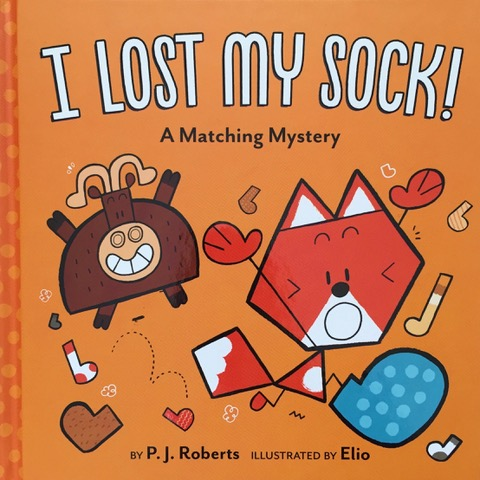 Review - I Lost My Sock!