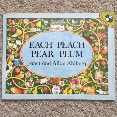 Review - Each Peach Pear Plum