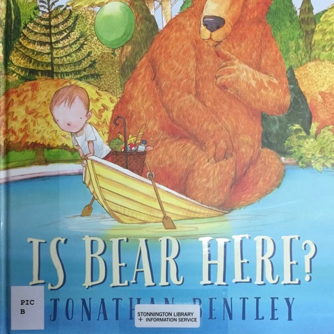 Review - Is Bear Here?
