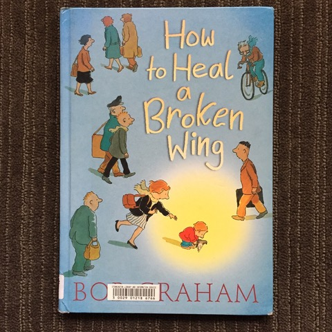 Review - How to Heal a Broken Wing