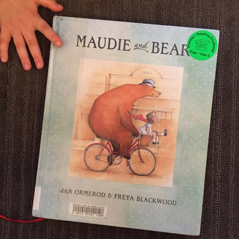 Review - Maudie and Bear