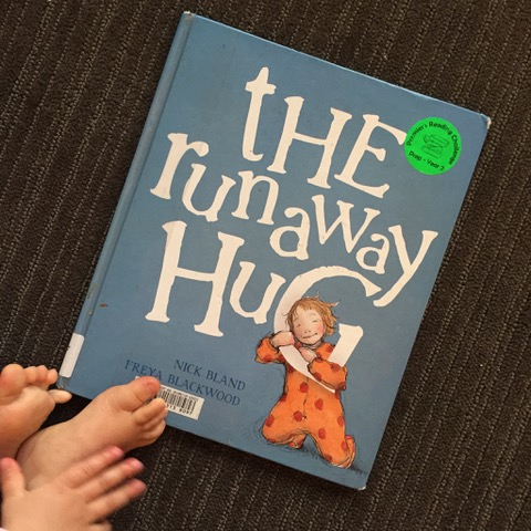 Review - The Runaway Hug