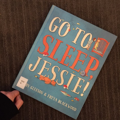 Review - Go To Sleep, Jessie!