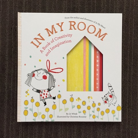 Review - In My Room - A Book of Creativity and Imagination