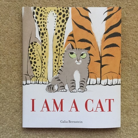 Review - I am a Cat