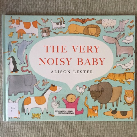 Review - The Very Noisy Baby