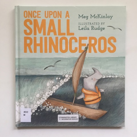 Review - Once Upon A Small Rhinoceros