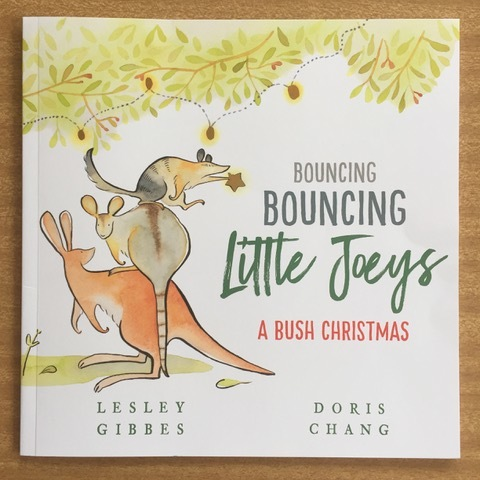 Review - Bouncing Bouncing Little Joeys A Bush Christmas