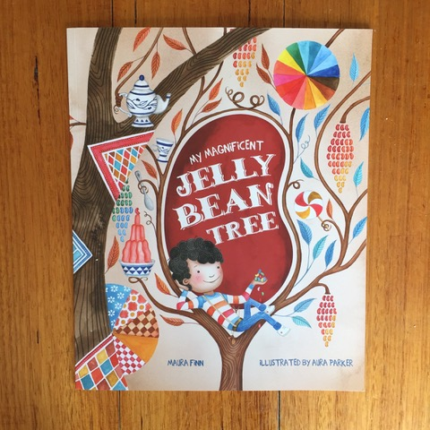 Review - My Magnificent Jelly Bean Tree