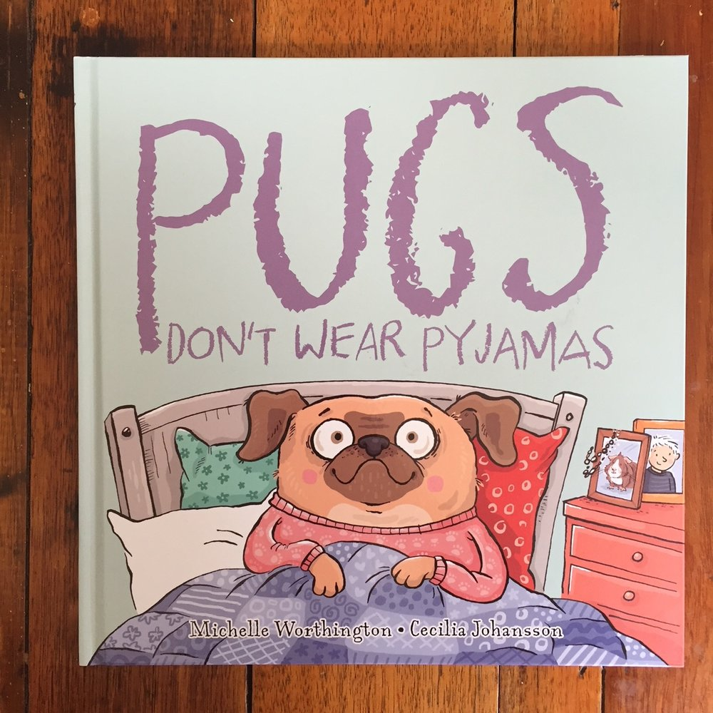 Review - Pugs Don't Wear Pyjamas