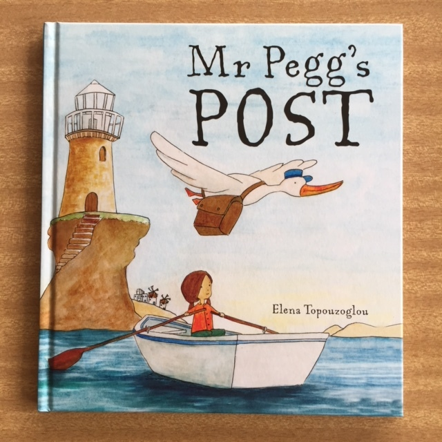 Review - Mr Pegg's Post