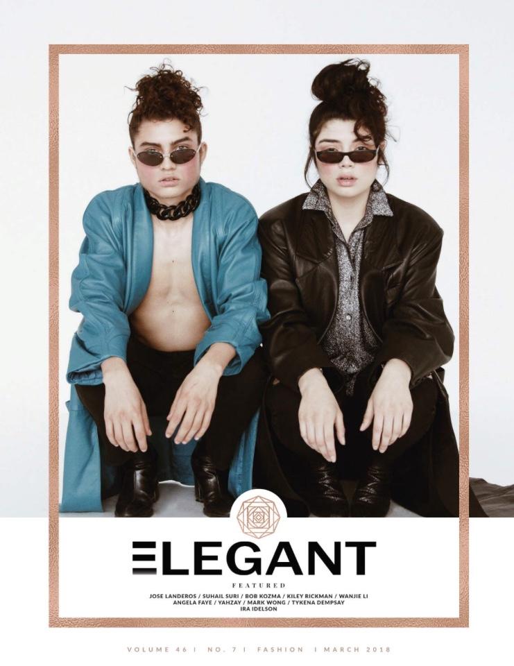 Elegant Magazine March 2018