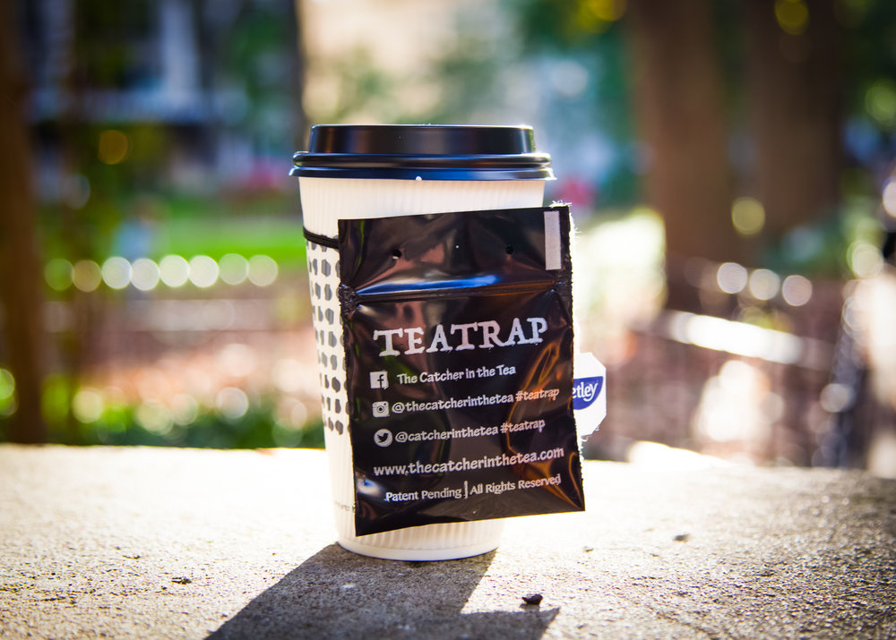 THE ORIGINAL TEATRAP    Reusable, Recyclable, Original.