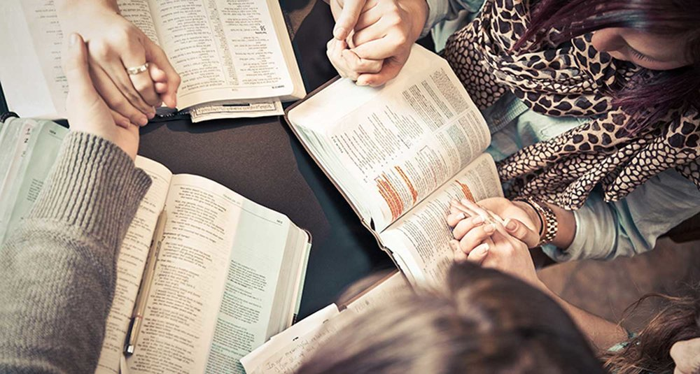 Ladies Bible Class - Week 1