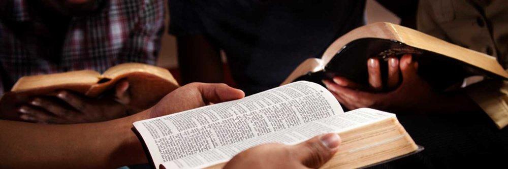 Adult Bible Study - at FCF