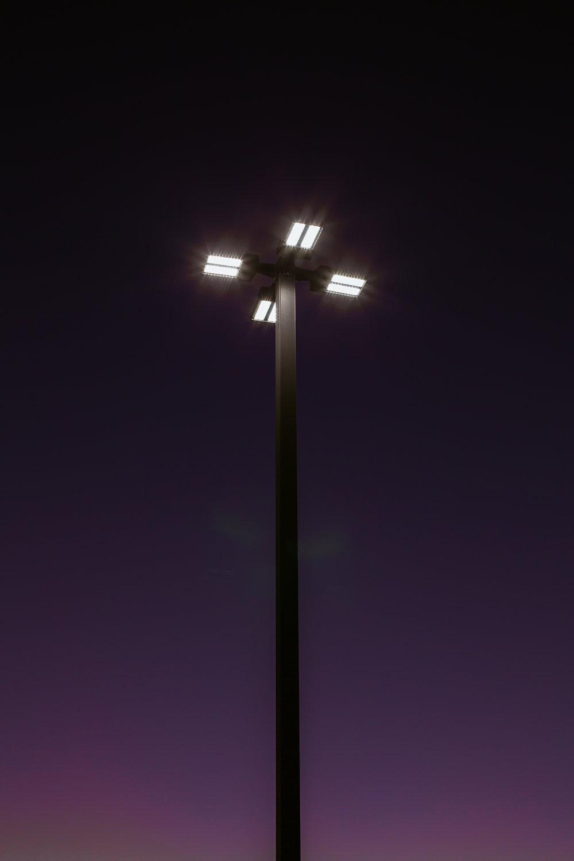 Street light.