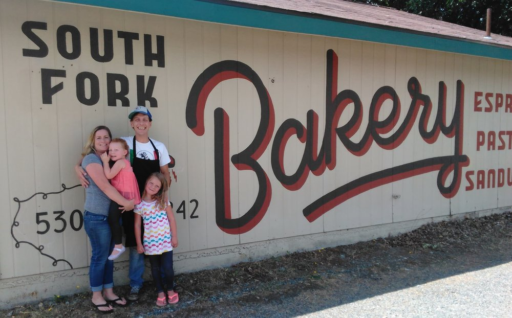 """Amy Stapley, The South Fork Baking Company - """"The SBDC provided invaluable support for orienting us as curious and new business owners switching professions."""""""