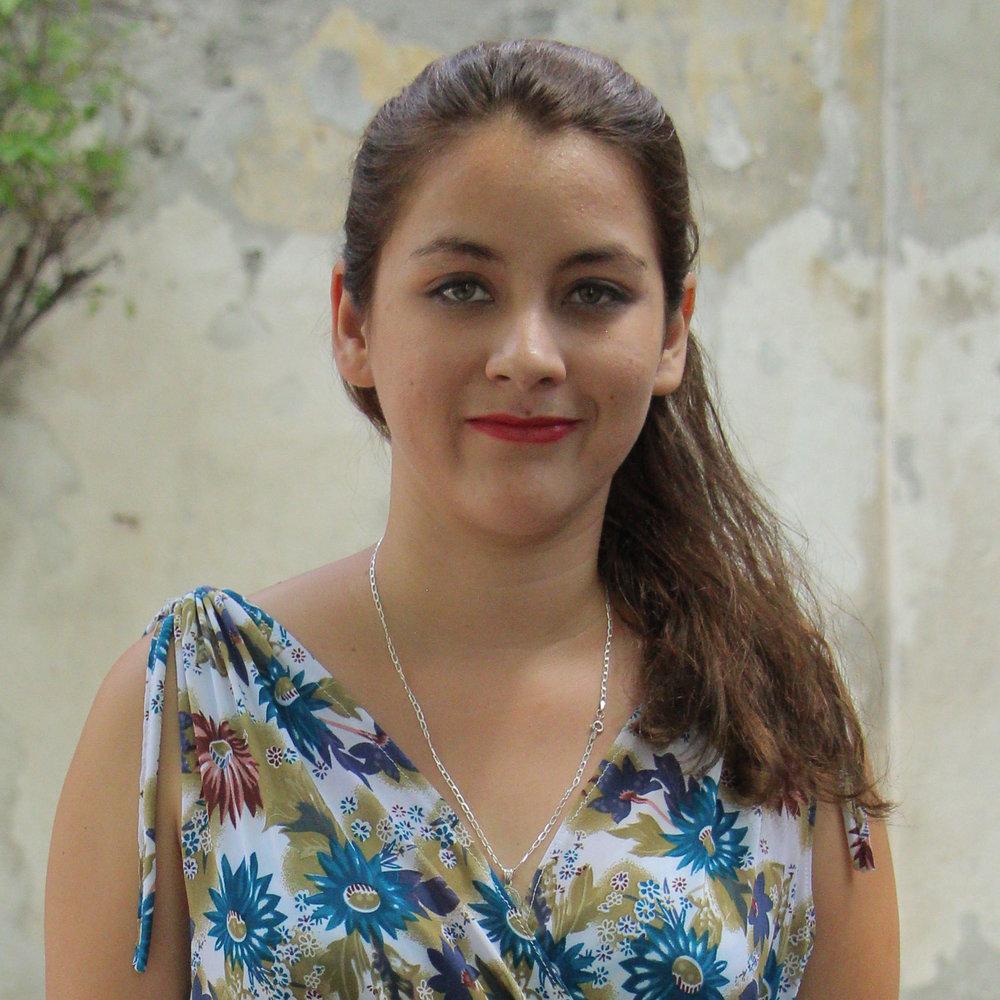 Mayra Jasso | Tutor   Mechatronic Engineer