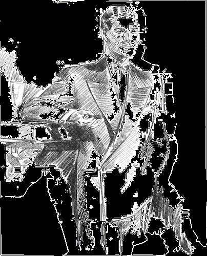 Gentleman Designer Alfie Browns