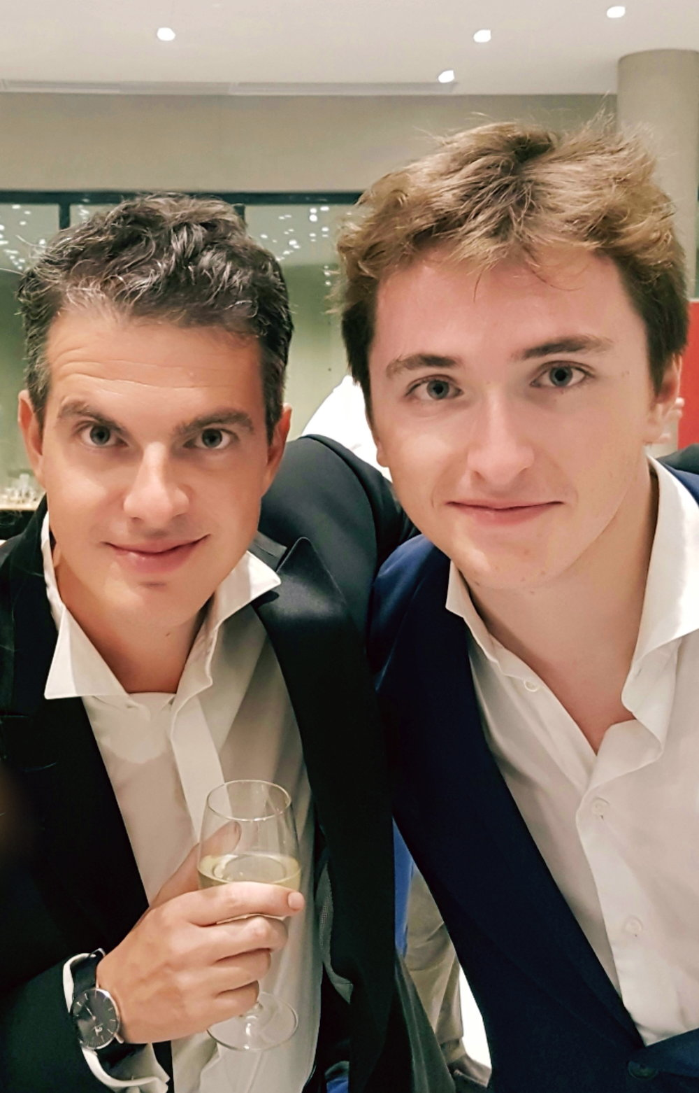 Brieuc Vourch - Philippe Jaroussky