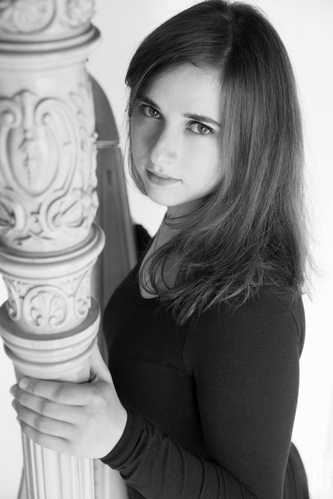 Anaëlle Tourret - Harp
