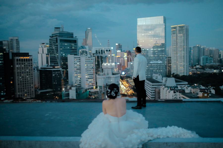 Saira & Ralph - The wedding of Paeng Nepomuceno's daughter.Photography: ProudradVideography: Jason Magbanua