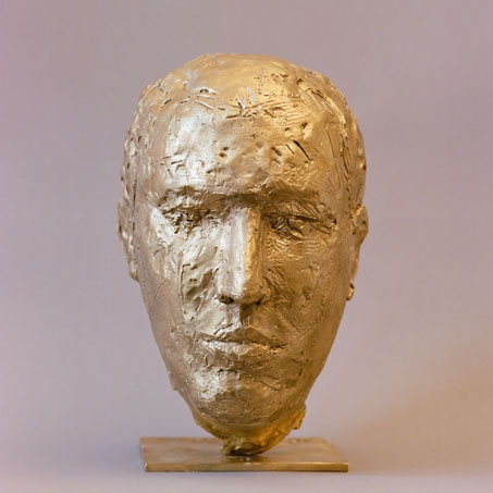 Manuel Mauritz, 2011, Bronze, Privatbesitz..Manuel Mauritz, 2011, bronze, privately owned