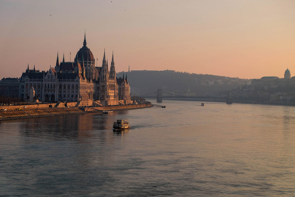 Budapest - Hungary - The one where we worked hard and played hard. We stayed in the centre of Pest, surrounded by ornate Embassy buildings, coffee shops and coworking spaces.19th to 29th August, 2016