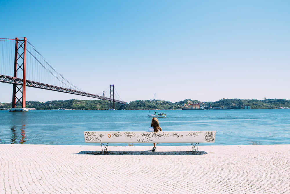 Lisbon - Portugal - The one where we returned to one of our first locations for a month for Portuguese food, adventures and some serious photography missions.2nd to 31st July 2017