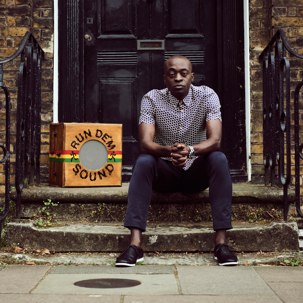 Poet, novelist, musician and academic Charlie Dark   (UK/Ghana)