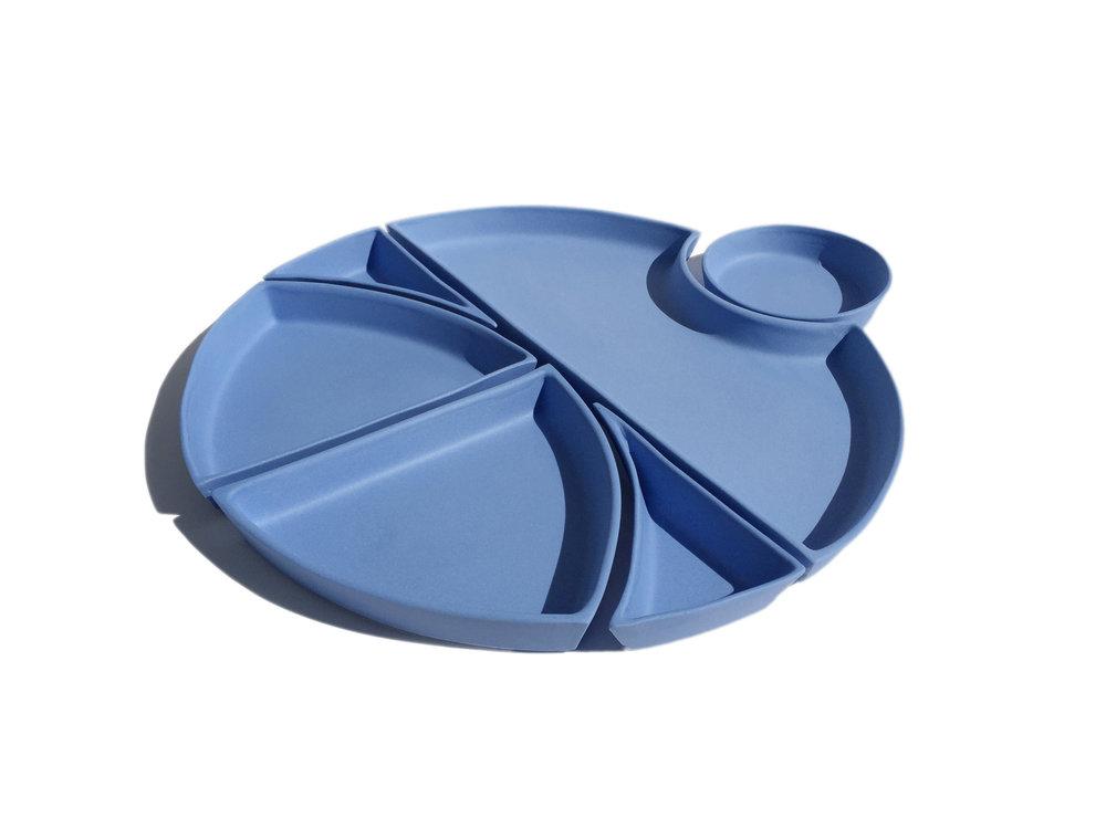 Blue Bento: style 5
