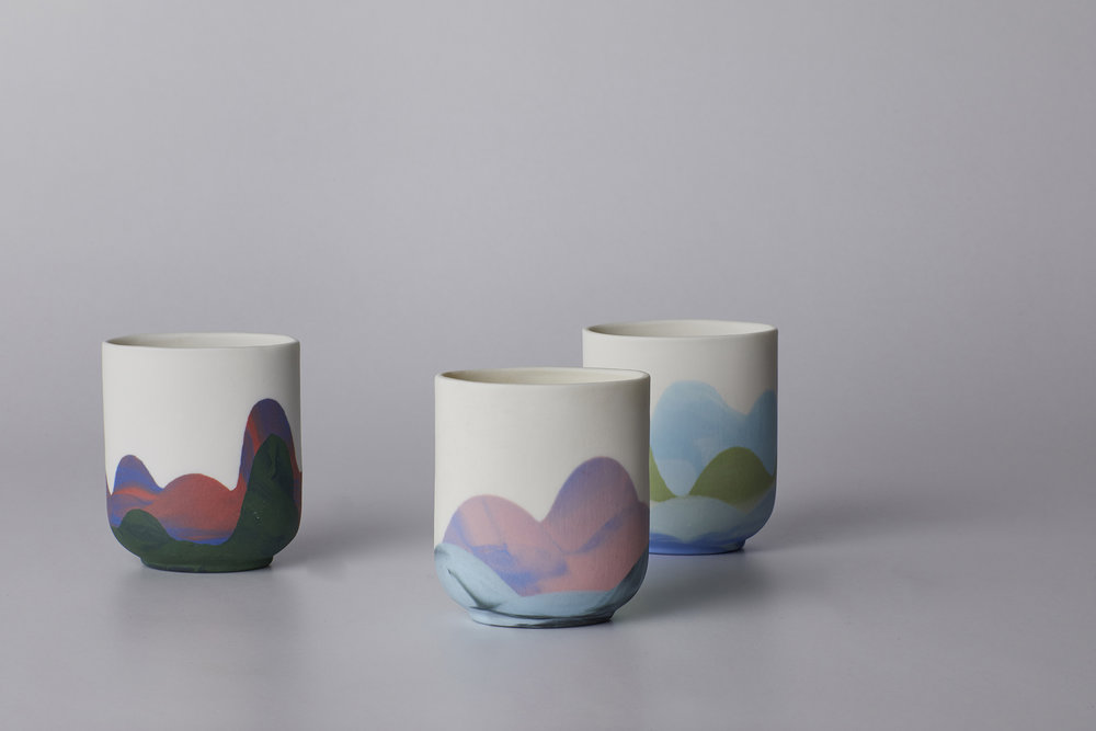 Mixed Hong Kong cups
