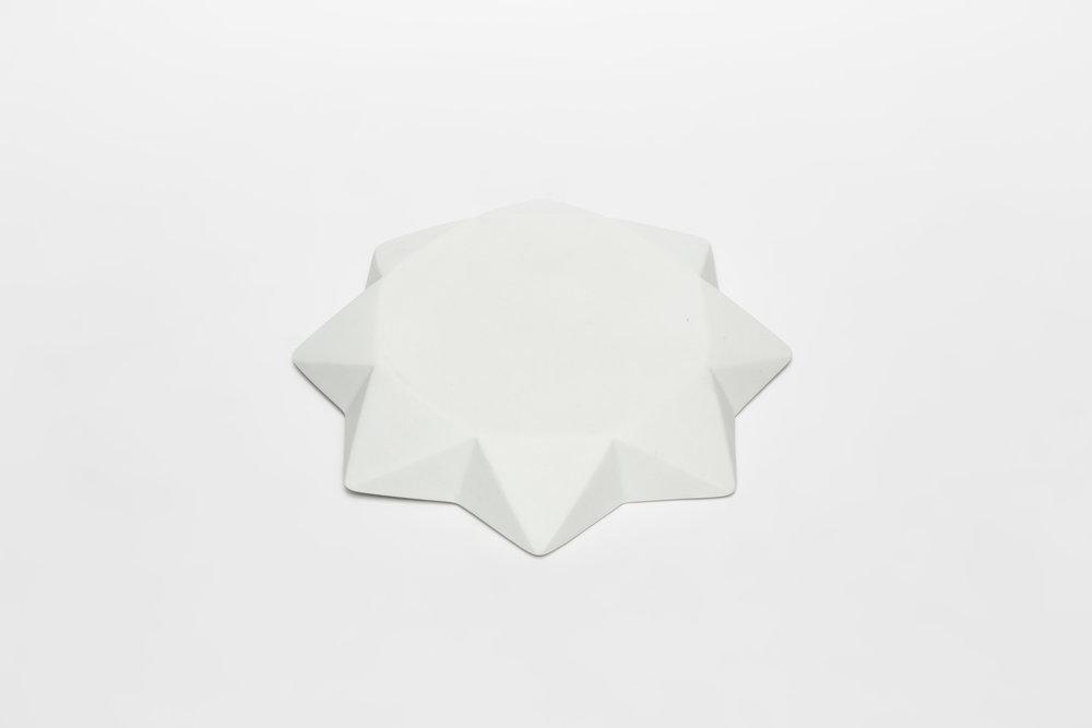 Diamond Lab Plate as pedestal