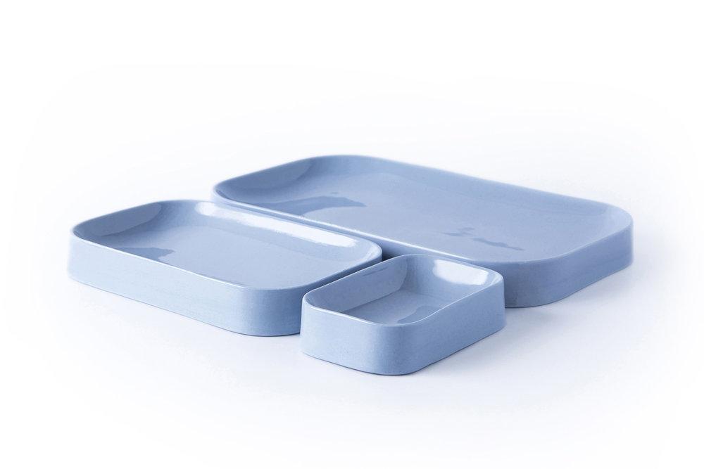 Blue Jade Set - Light
