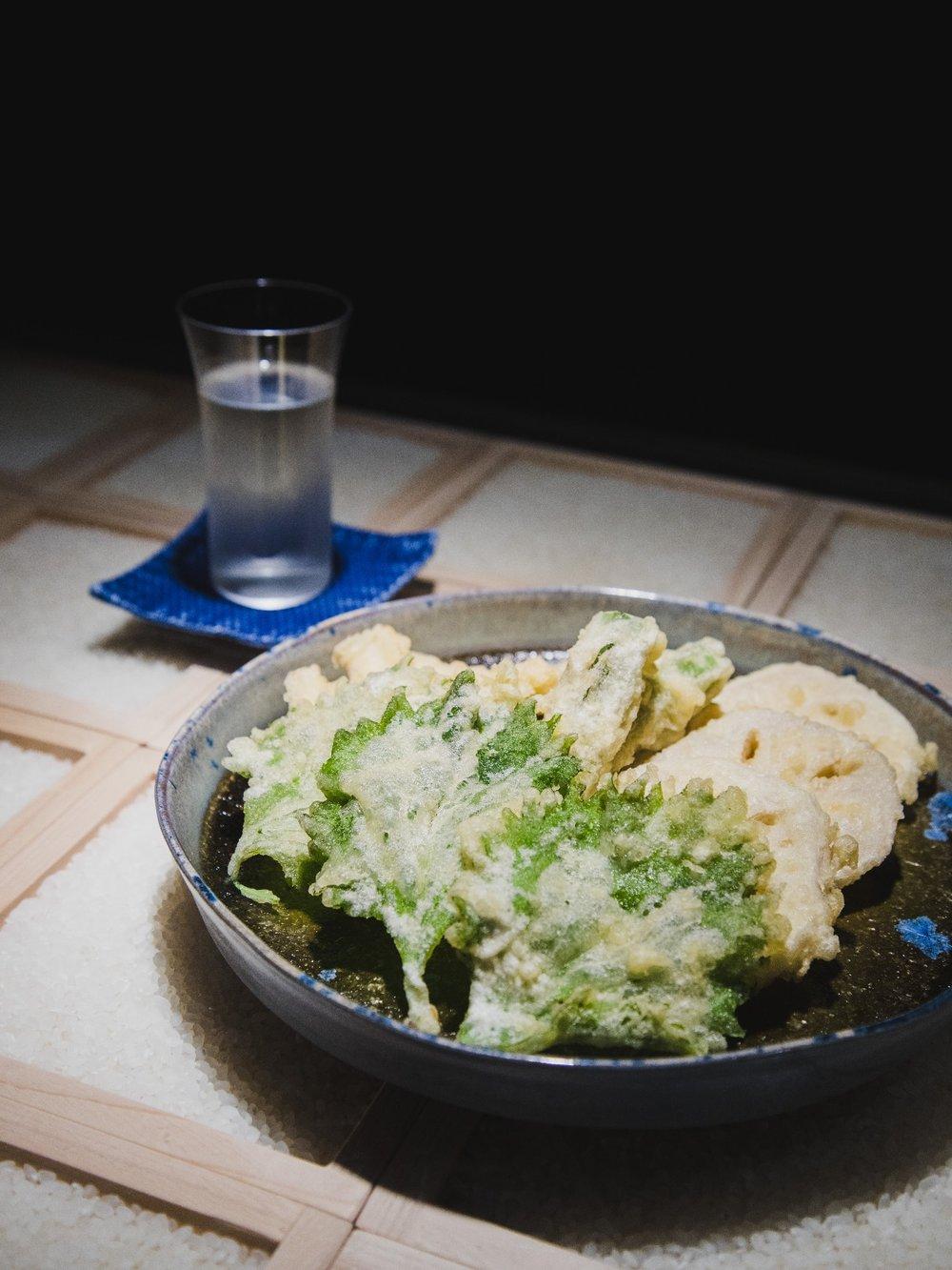 Bespoke chef's tableware