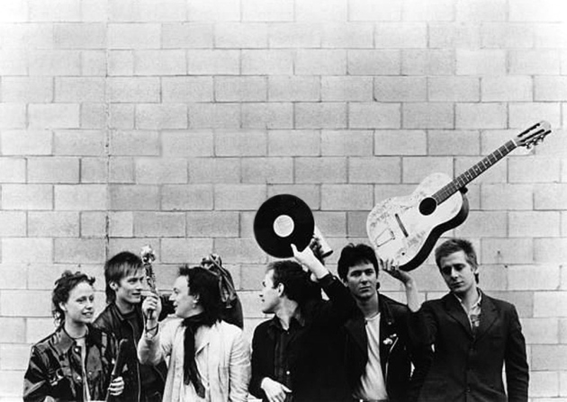 THE MEKONS THROWBACK -
