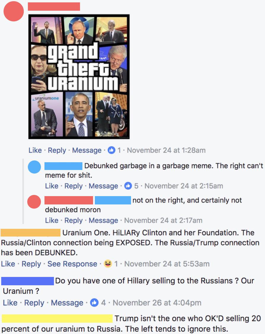 Trump Russian Dolls Response