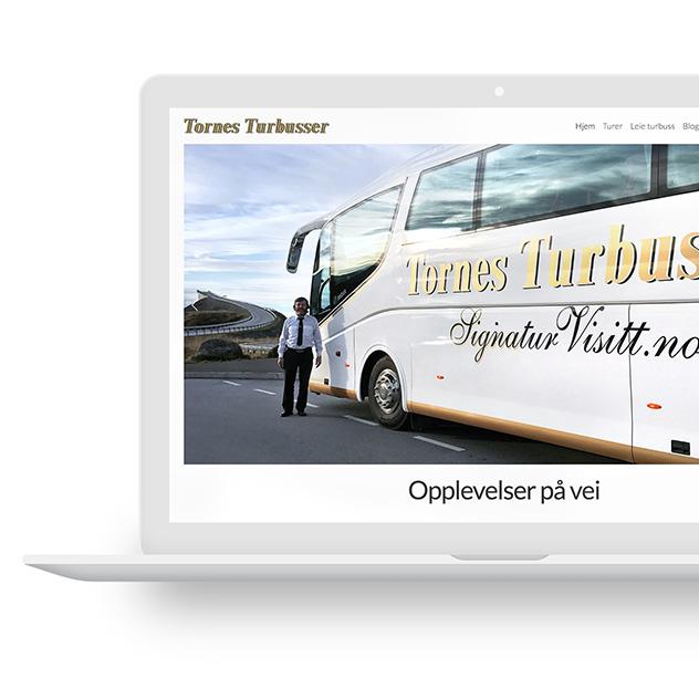 Tornes Turbusser - Web