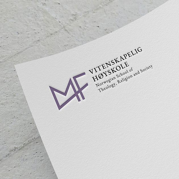 MF Vitenskapelig høyskole - Logo, profil