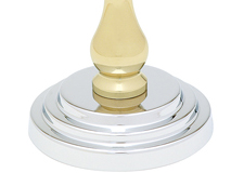 US26/3 - 625/605 - Chrome/Brass
