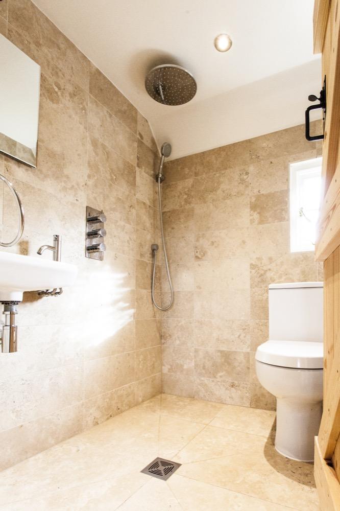 ensuite wet room installation. Emperor Bathroom limited.