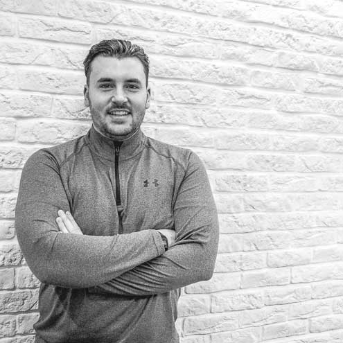 Luke P - Instagram: @allround.performanceDon't be fooled by his cheeky smile, whether you're busting your arse in one of his killer cycling classes or pushing your limits in a strength class, Luke will make you go where you don't think you can. You might hate him at the time, but he always seems to win you round and keep you coming back for more.Challenging, Passionate, Powerful