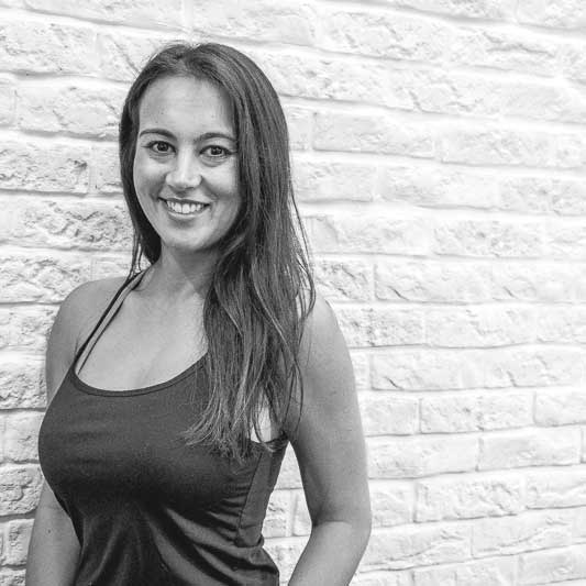 Rachel Malandreniotis - A move to the suburbs from London is what brought certified trainer Rachel to our family and we are loving our luck :) She brings a city vibe to her cycling based technique focussed classes, but has a head for a tune and is fueled by pure passion for the format. This girl loves her music and prides herself on creating playlists that will keep the feet turning. Bubbly. Passionate. Energetic.
