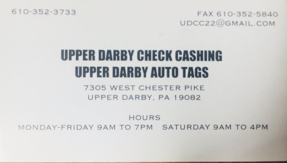 Upper Darby Check cashing card.jpg