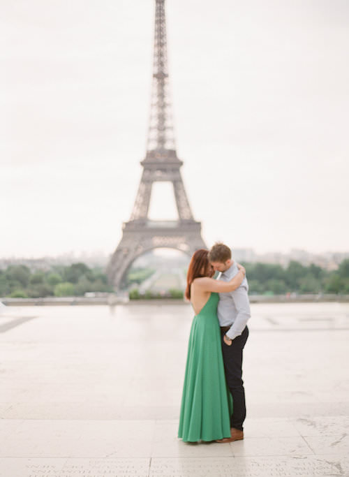 Aileen & Lee - Paris